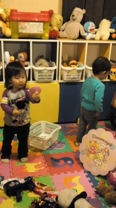 親子ダイニング